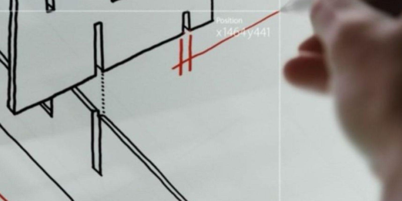 Apple Pencil ayudará en cuestiones de precisión. Foto:Apple Apple