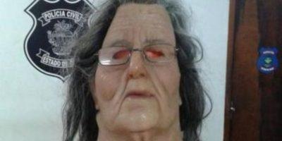 Un hombre intentó disfrazarse de abuelita para escapar de la cárcel