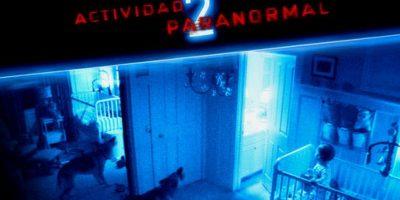 """""""Actividad paranormal 2"""". Foto:vía Netflix"""