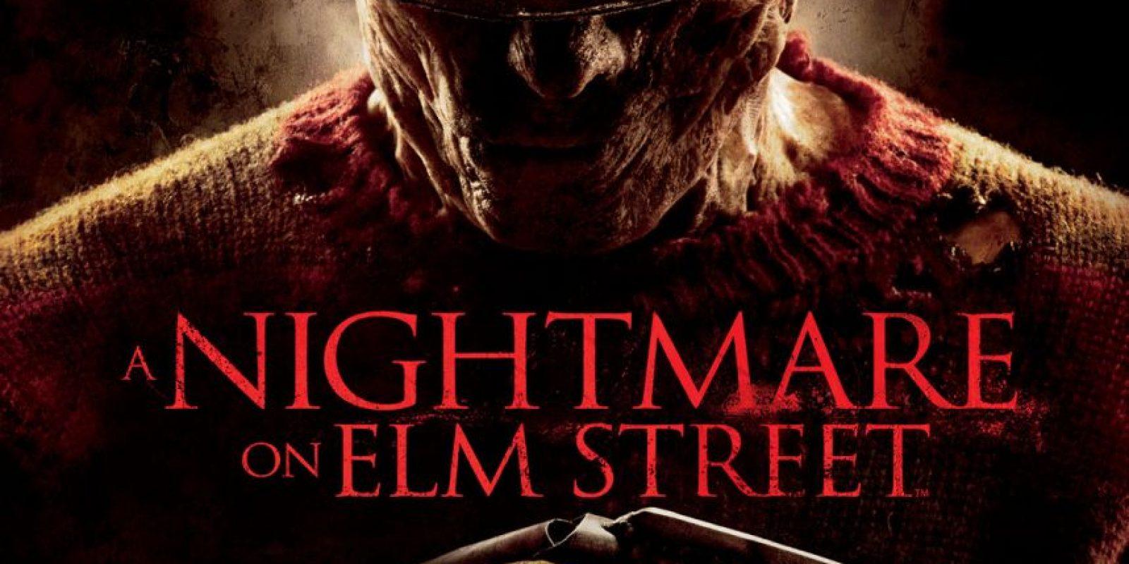 """A nightmare on Elm Street"". Foto:vía Netflix"