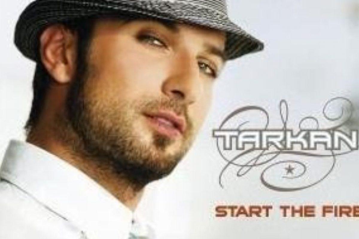 Esto, porque estaba trabajando en su nueva producción discográfica. Foto:vía Facebook/Tarkan