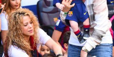 Fotos: El más tierno y terrorífico Halloween de Shakira y Gerard Piqué