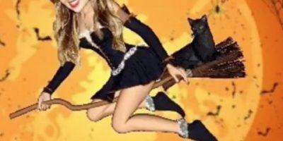 Fotos: Los mejores montajes de Thalía para celebrar Halloween