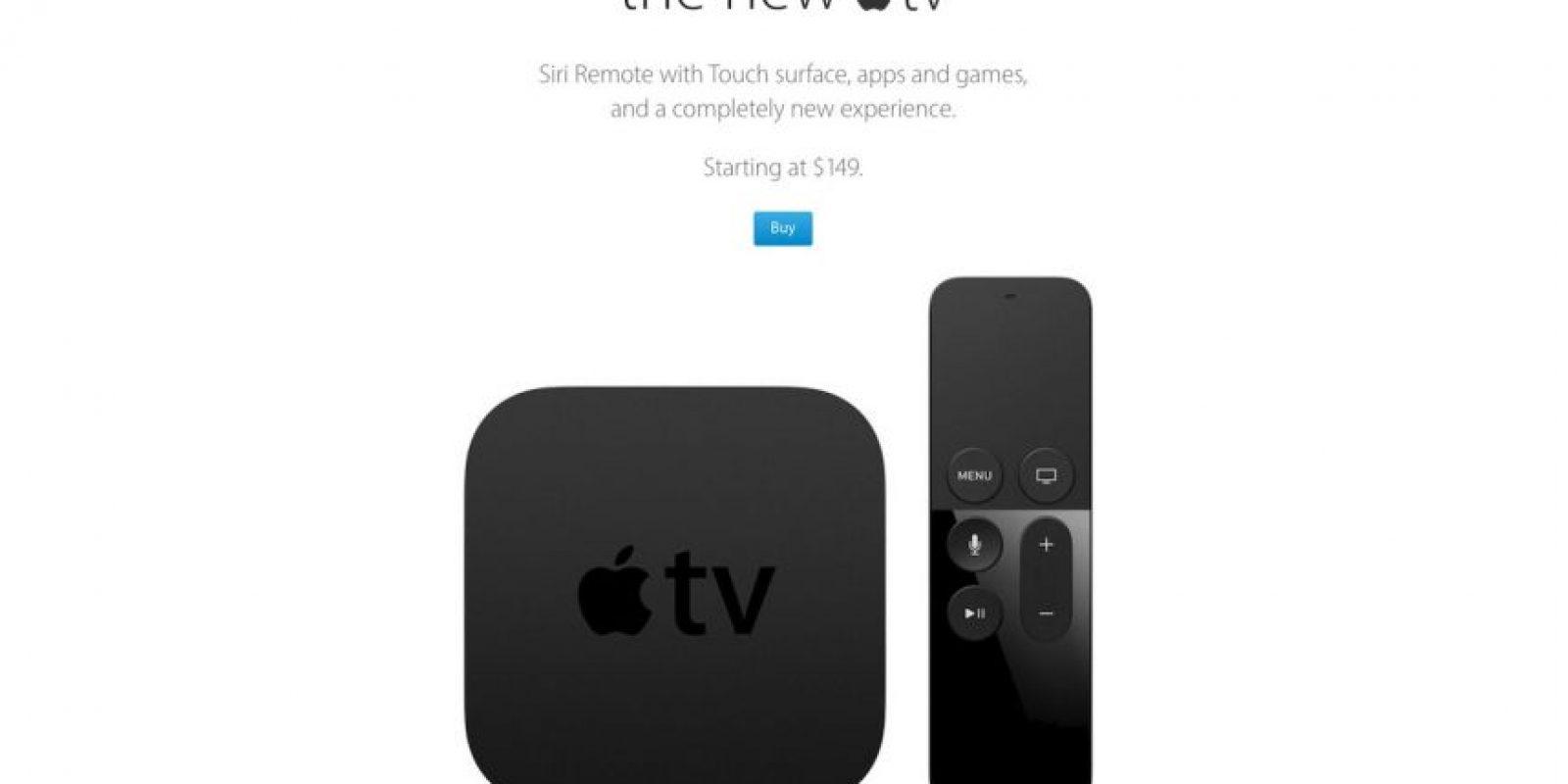 Ya está a la venta en diversos países. Foto:Apple