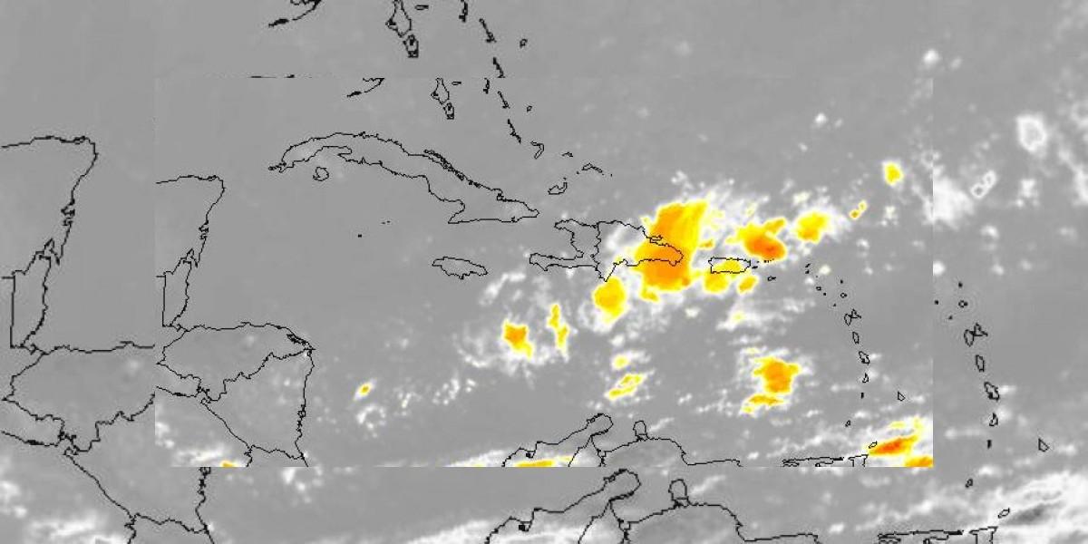 Noviembre inicia con lluvias y tormentas eléctricas por causa de vaguadas