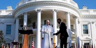 Visitó la Casa Blanca Foto:Getty Images