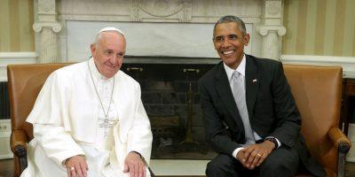 """De acuerdo a documentos en poder de la televisora, se trata de Yayo Grassi, un argentino viejo amigo del papa quien radica en Estados Unidos. Tres semanas antes del esperado viaje, el pontífice le llamó: """"Me dijo que le gustaría darme un abrazo"""", explicó Grassi. Foto:Getty Images"""