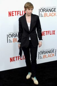 "Abigail Savage, de la serie ""Orange is the New Black"" Foto: Getty Images"