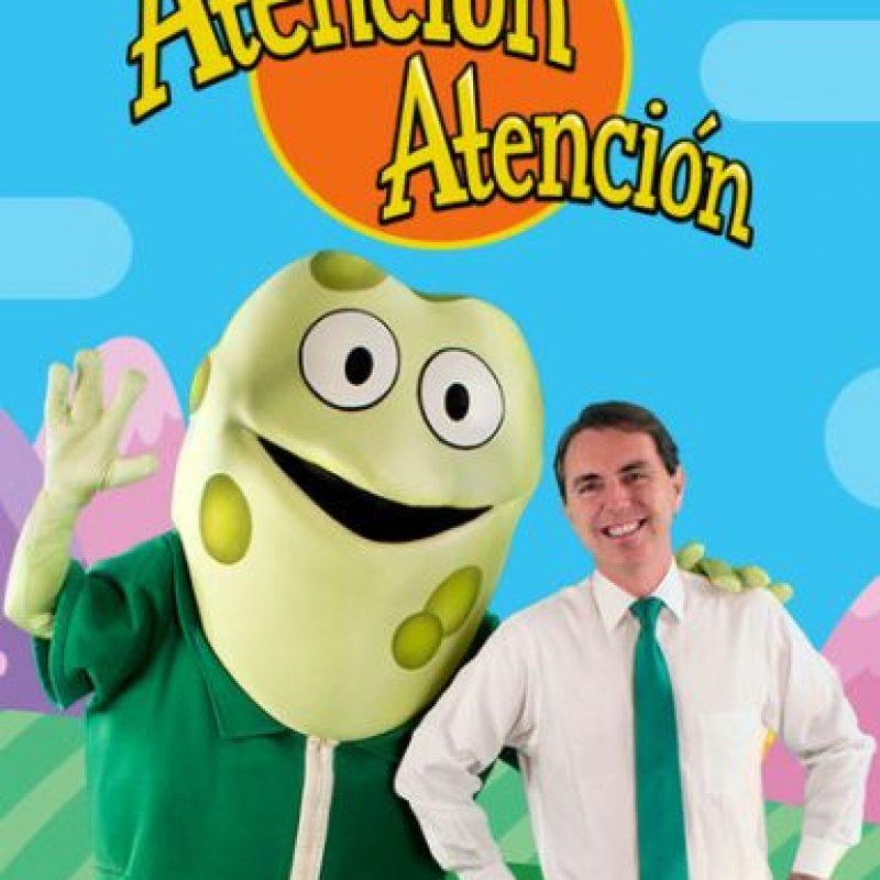 """""""Atención atención"""" – Temporada 1 disponible a partir del 13 de noviembre. Foto:vía Netflix"""