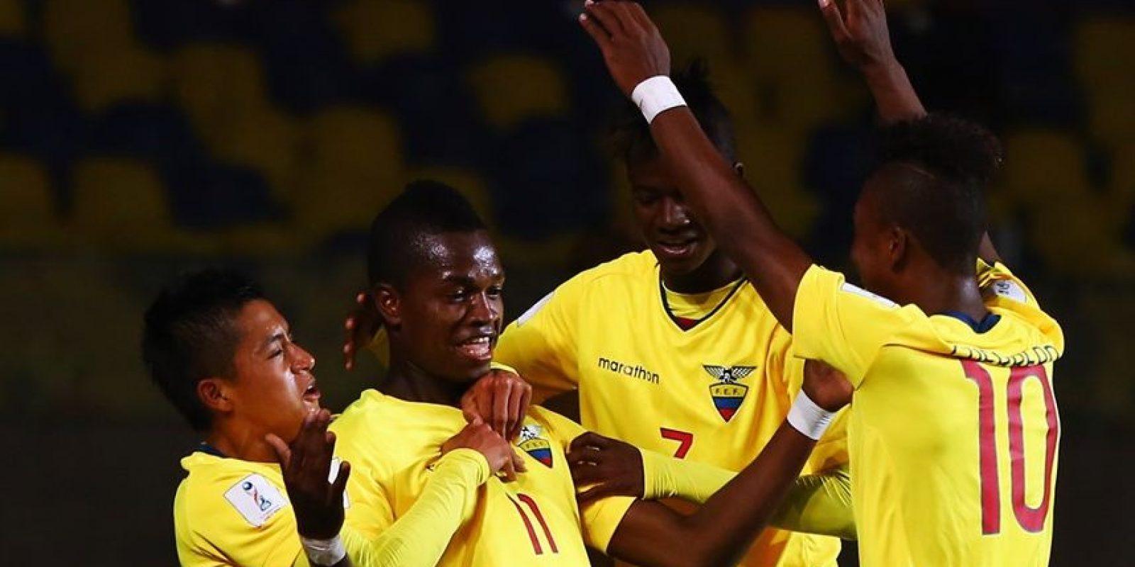 En octavos de final golearon 4-1 a Rusia Foto:FIFA