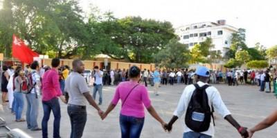 Coalición Educación Digna rechaza acciones policiales por protestas OISOE