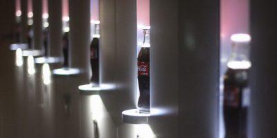 El tour de arte de la botella Coca-Cola llega a RD