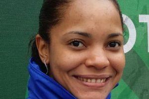 """""""He podido seguir mis actividades como atleta y estudiar sin problemas. Me gusta el sistema"""".María García / Medallista de plata Panam 2011 y JCC 2014."""