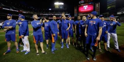 Pese a perder, los Mets están contentos con su progreso de este año