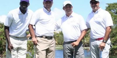 Olivares-Rodríguez ganan golf Paradisus