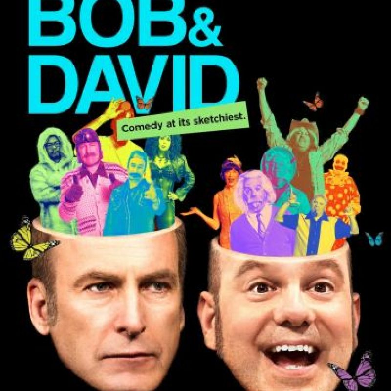 """W/David and Bob"" – Temporada 1 disponible a partir del 13 de noviembre. Foto: vía Netflix"