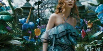 """""""Alicia en el país de las maravillas"""" Foto:Disney"""