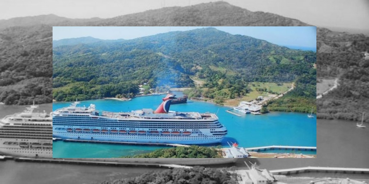 Se espera la llegada de 300,000 cruceristas en primer año puerto Amber Cove