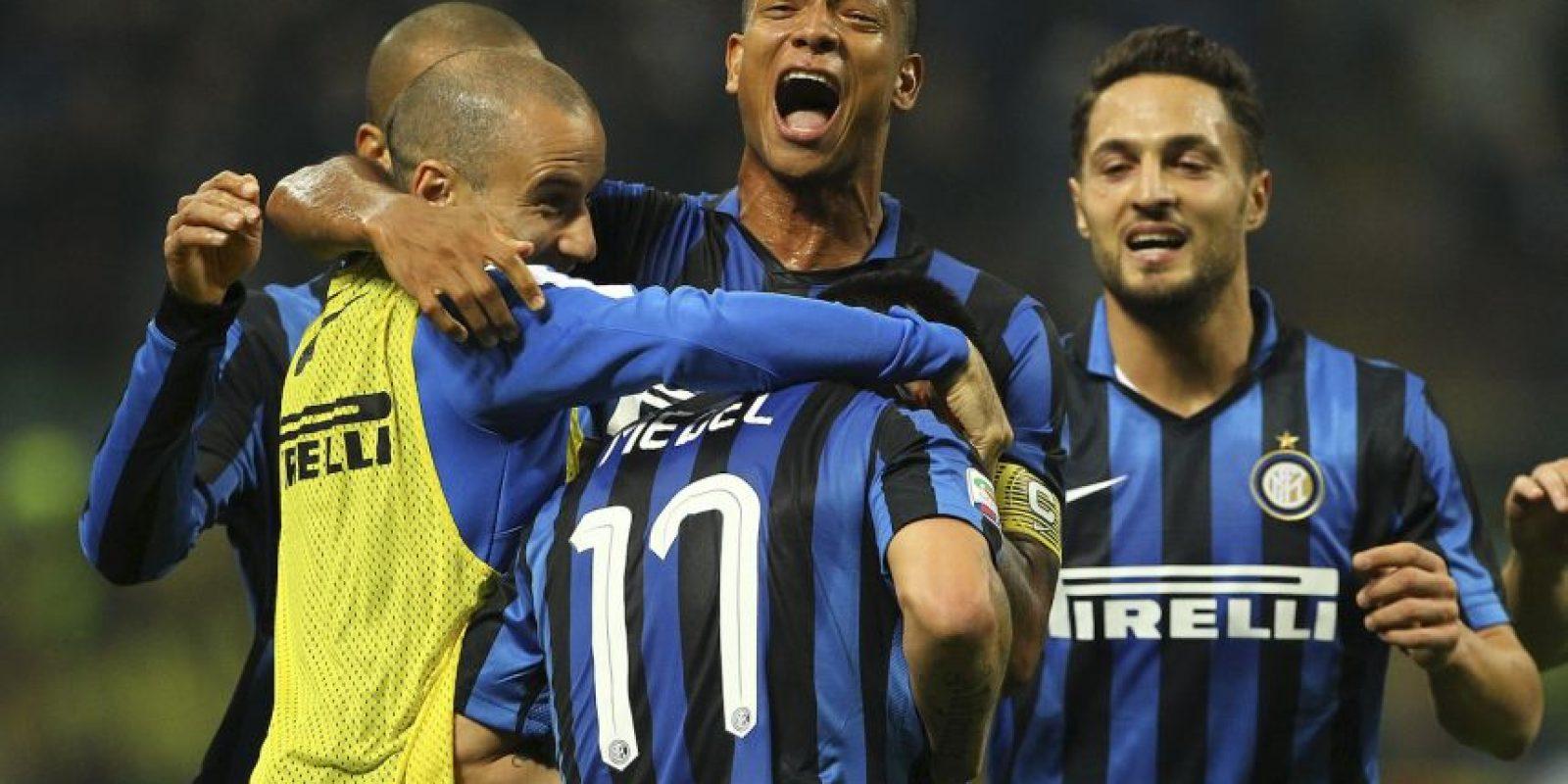 En la Serie A Foto:Getty Images