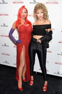 Heidi Klum y Gigi Hadid Foto: Getty Images