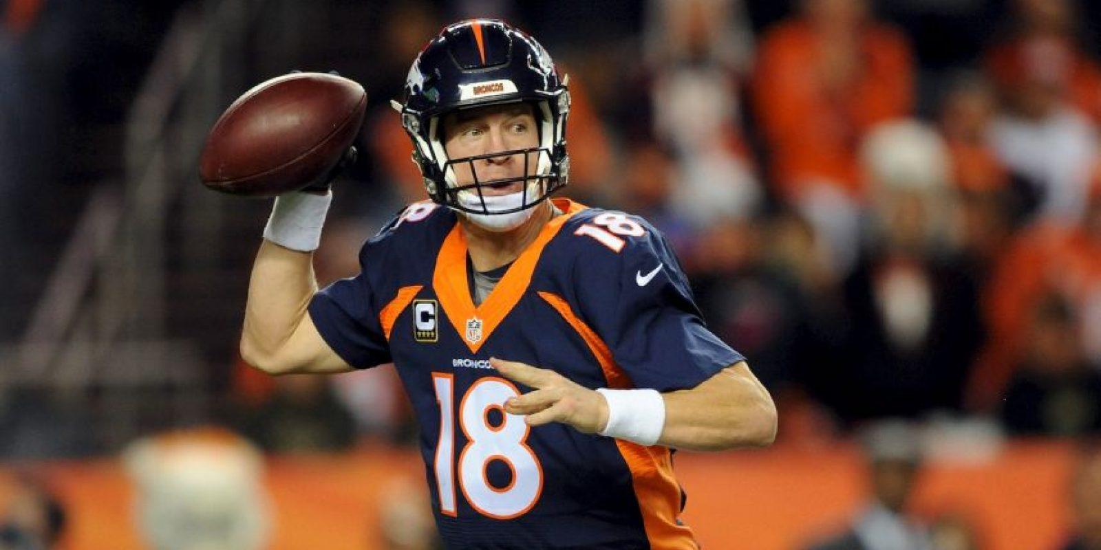 En actividad de la NFL, Denver superó 29-10 a Green Bay Foto:Getty Images