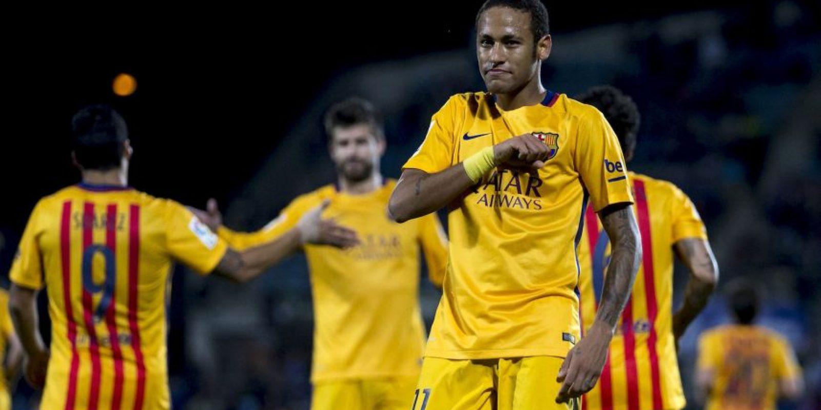 En tanto, Barcelona venció 2-0 como visitante al Getafe Foto:Getty Images