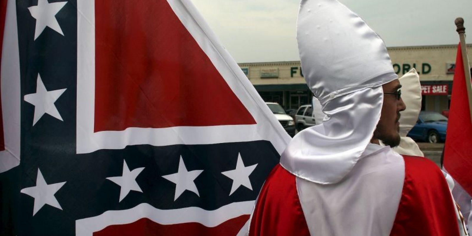 La organización ha recurrido a la violencia y actos intimidantes. Foto:Getty Images