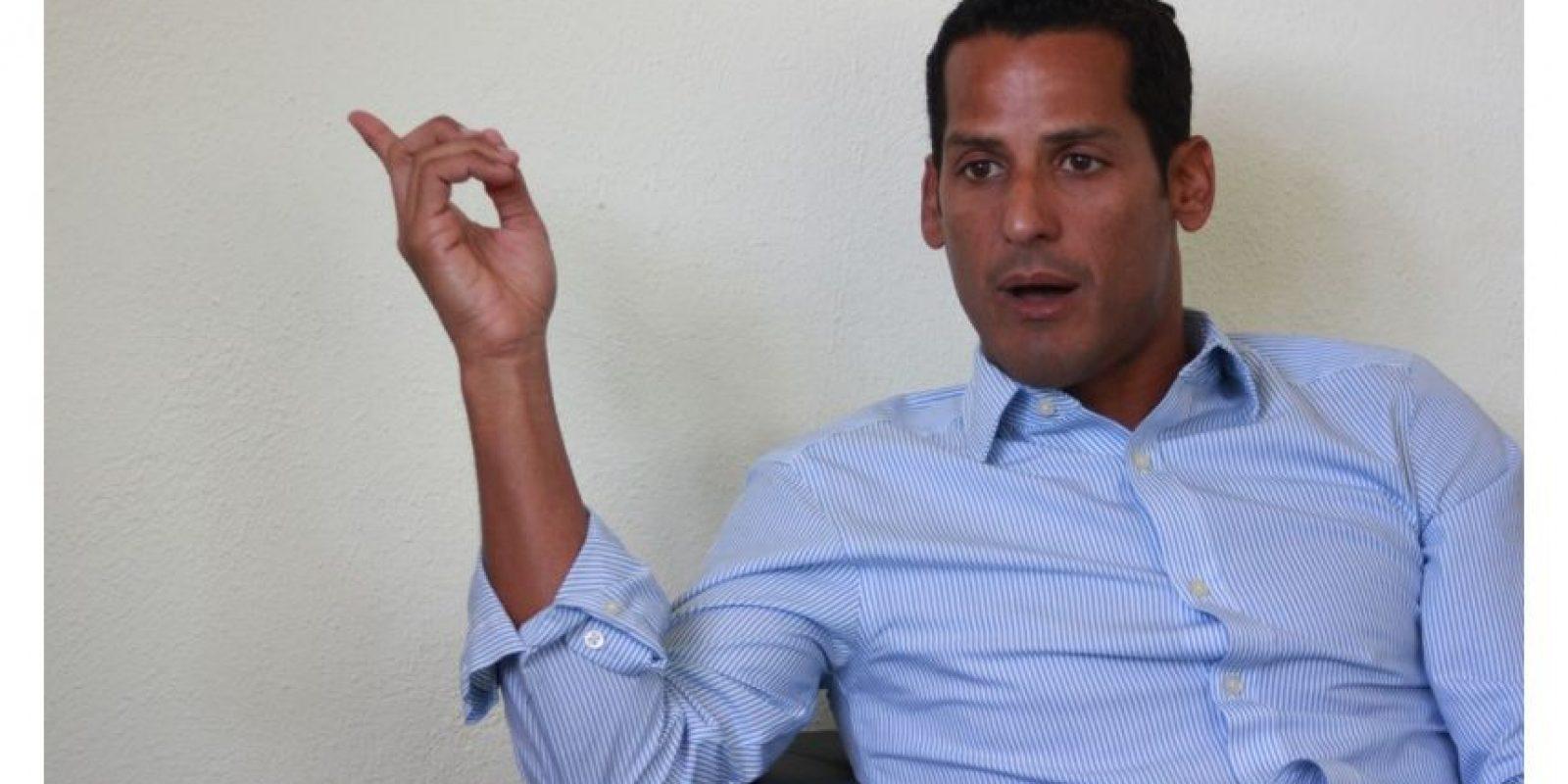 Díaz entiende que el nuevo sistema es sostenible porque universidades y atletas acuerdan becas. / Foto: Roberto Guzmán