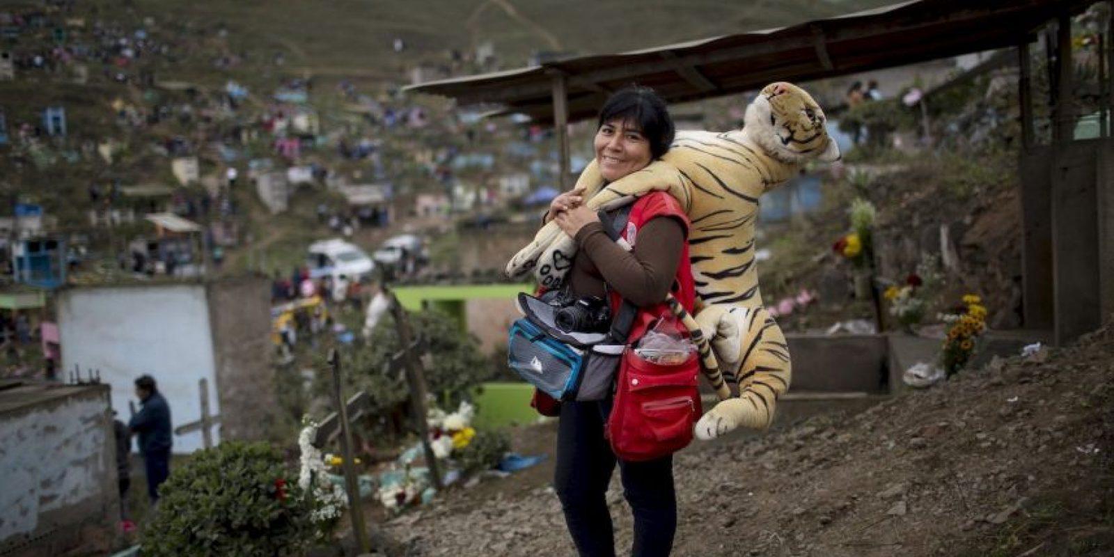 Perú Foto:AP