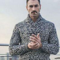 """Heriberto Lazcano Lazcano, """"El Lazca"""" o """"El Verdugo"""" Z-3, era el líder de los Zetas, en la telenovela es Juan Antonio, """"El Marcado"""", líder de los EMES, interpretado por Sebastián Ferrat Foto:Telemundo"""