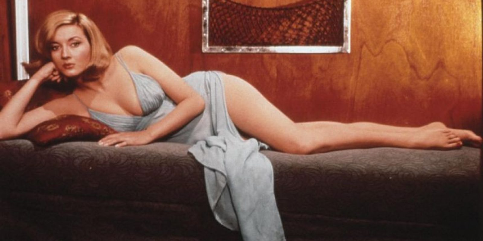 """En la segunda película del agente Bond """"From Russia with love·, la chica Bond fue la actriz italiana Daniela Bianchi, que acompañó a Sean Connery en la pantalla grande. Foto:Vía imdb.con"""