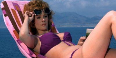 Para la última película de Sean Connery personificando a Bond, la escogida para ser su amante fue la actriz Jill St. John. Aparecieron juntos en 'Diamonds are forever' Foto:Vía imdb.com
