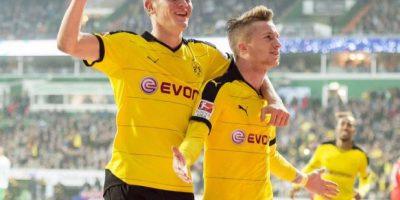 En la Bundesliga, Borussia Dortmund superó 3-1 al Werder Bremen Foto:Getty Images