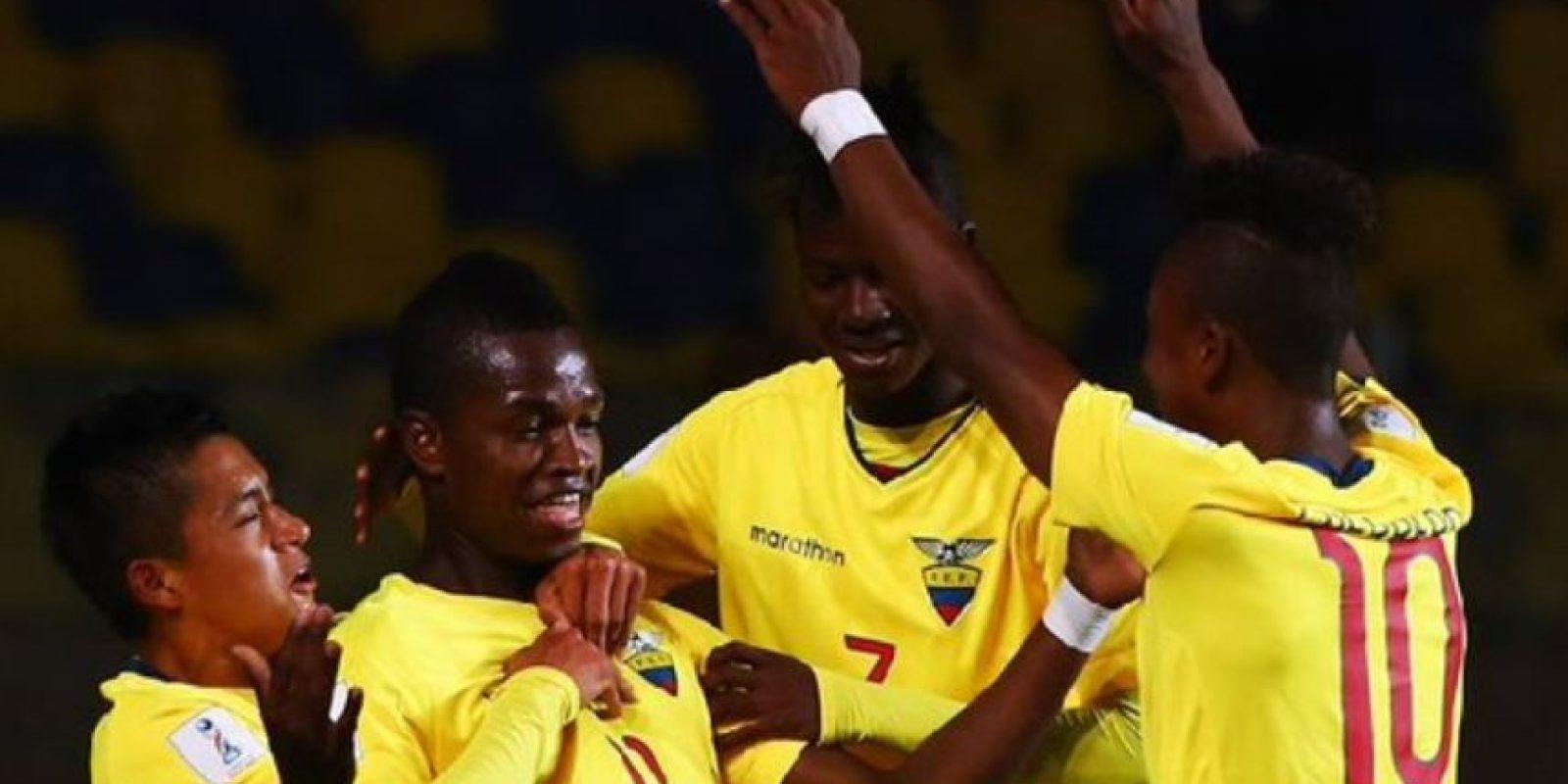 En la fase de grupos superaron a Honduras y Bélgica Foto:FIFA