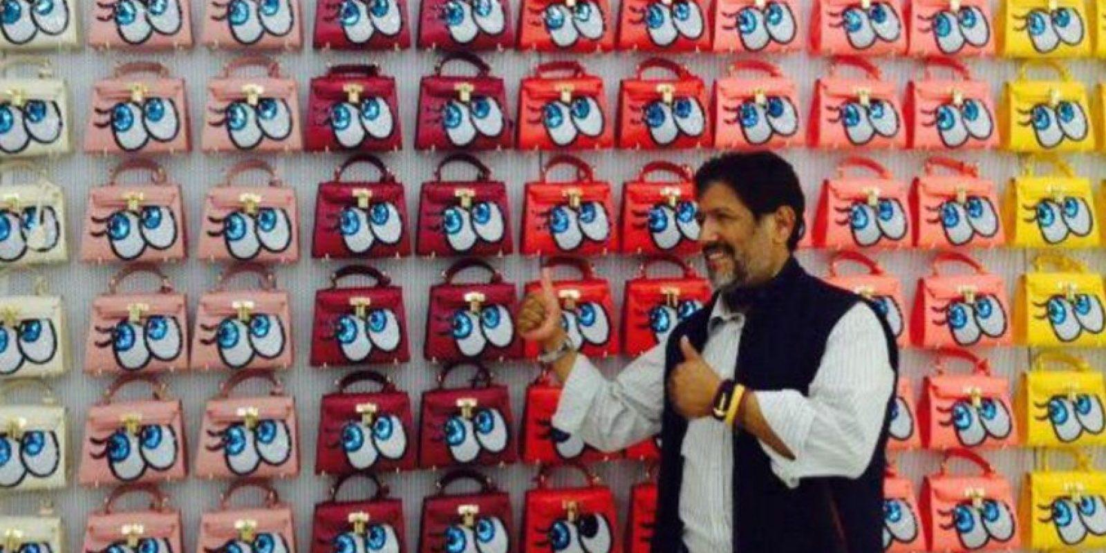 """Osorio montó la obra de teatro """"Entrevístame, me llamo Juan y soy adicto"""", con la que intenta ayudar a otros a salir de sus adicciones Foto:Vía twitter.com/osoriojua"""