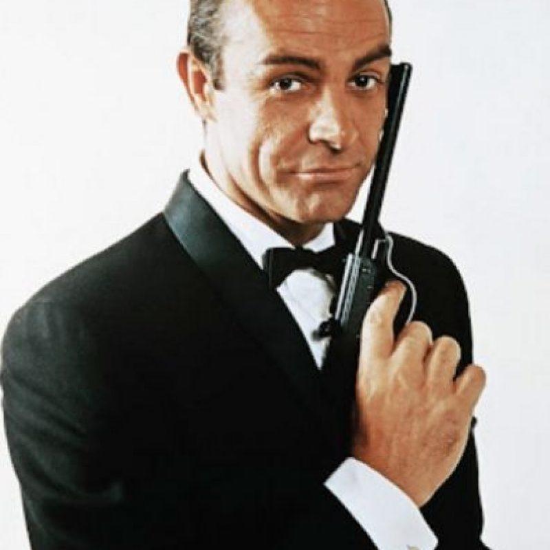 Sean Connery (1962-1971), (1983) Foto:Vía imbd.com