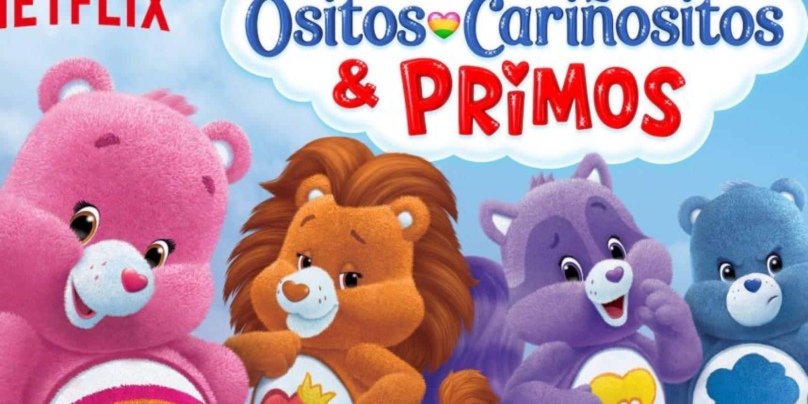 """""""Ositos cariñositos & primos"""" – Temporada 1 disponible a partir del 6 de noviembre. Foto:vía Netflix"""
