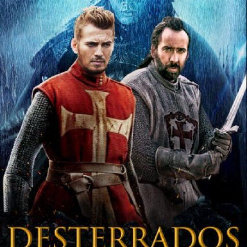 """""""Desterrados"""" – Ya disponible. Foto:vía Netflix"""