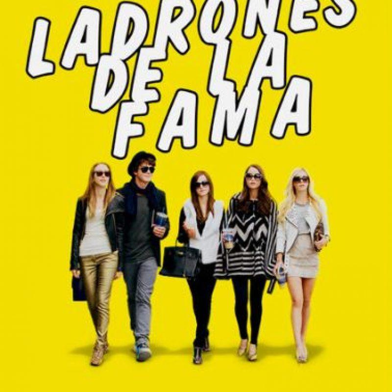 """""""Ladrones de la fama"""" – Disponible a partir del 27 de noviembre. Foto:vía Netflix"""