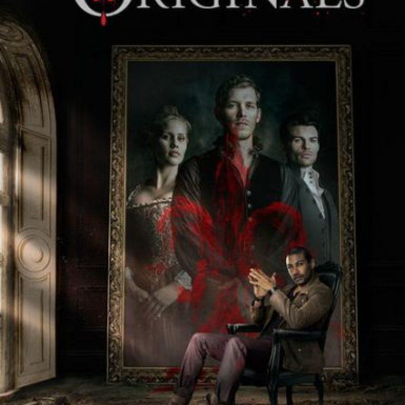 """""""The originals"""" – Temporada 2 disponible a partir del 23 de noviembre. Foto:vía Netflix"""