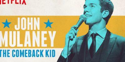 """""""John Mukaney, The comback kid"""" – Disponible a partir del 13 de noviembre. Foto:vía Netflix"""