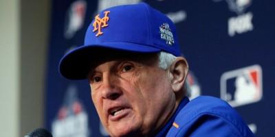 Los Mets le otorgan una extensión de dos años a su dirigente Terry Collins