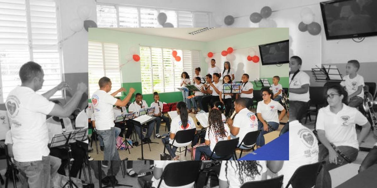 Cultura auspicia concierto en Bonao