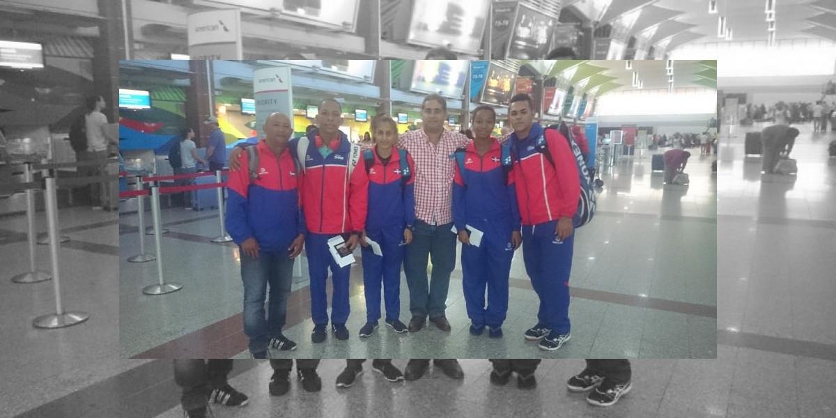 República Dominicana al Mundial Bádminton en Perú