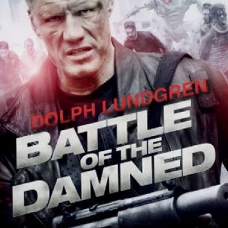 """Battle of damned"" – Ya disponible. Foto:vía Netflix"