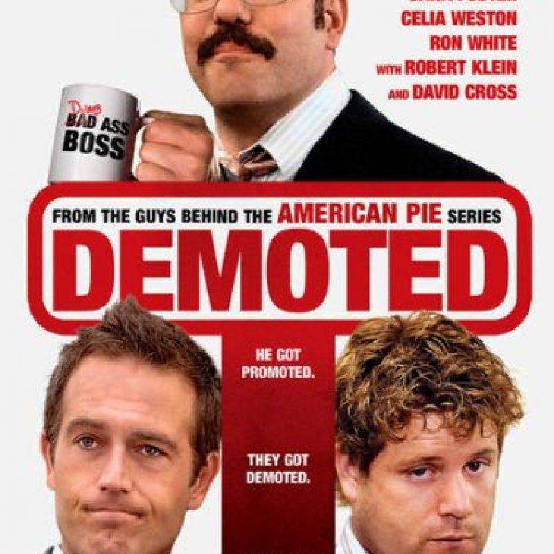 """""""Demoted"""" – Ya disponible. Foto:vía Netflix"""