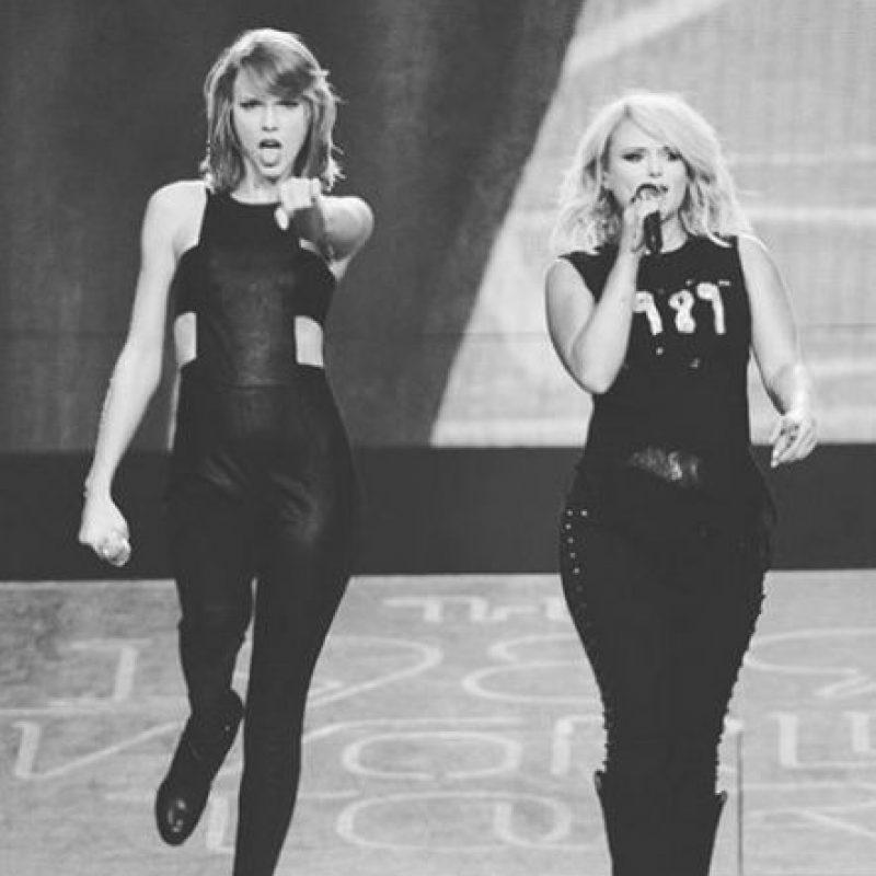 Miranda Lambert Foto:Instagram/TaylorSwift