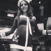 """En la actualidad tiene 23 años y tras convertirse en la antagonista de """"Sueña Conmigo"""", inició su vida en familiar. Foto:vía twitter.com/vanesaleiro"""