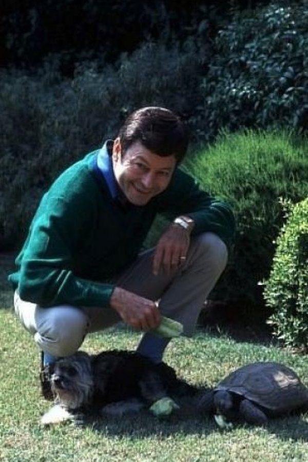 Fue el primer miembro del elenco original en fallecer. Foto:IMDB