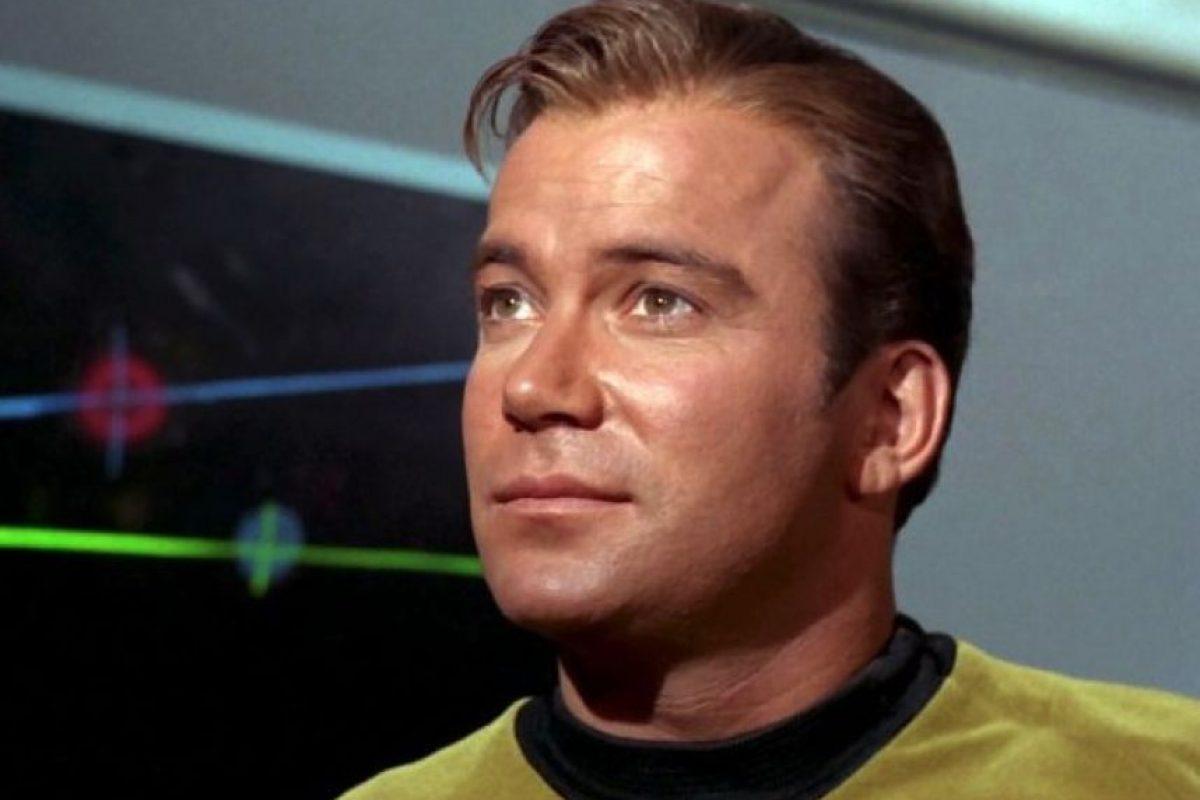 "Le dio vida al ""Capitán James T. Kirk"" Foto:George Takei"